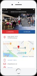 IP 8 app Filiale